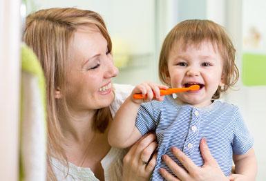 When Should I Schedule My Child's First Dentist Visit?
