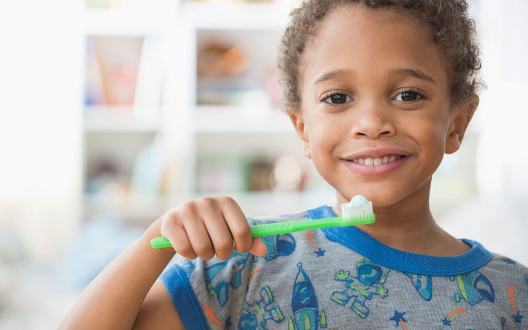 7 Tips To Get Your Kids To Brush Their Teeth