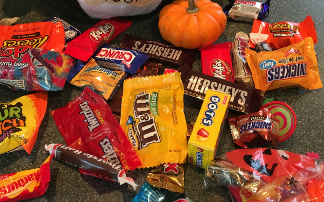 Halloween Candy:  Your Dental Health Survival Guide