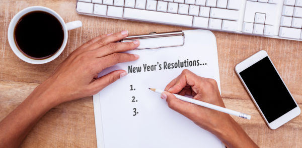 New Year Resolutions For Better Teeth