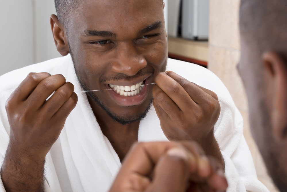 Why Flossing Is A Must!